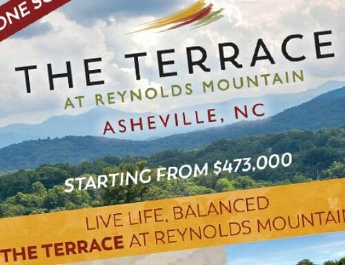 THE TERRACE AT REYNOLDS MOUNTAIN